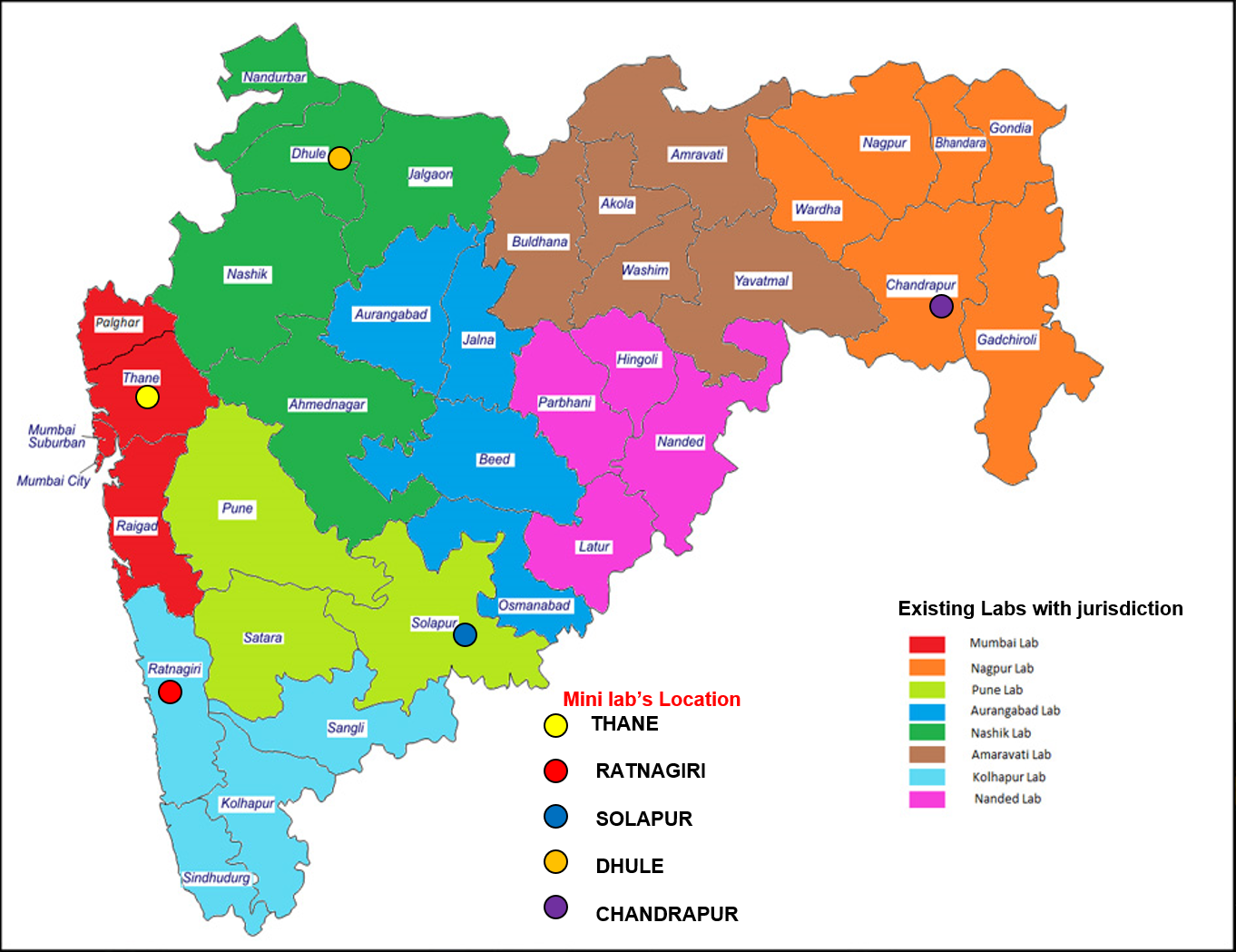 Jurisdiction of FSL
